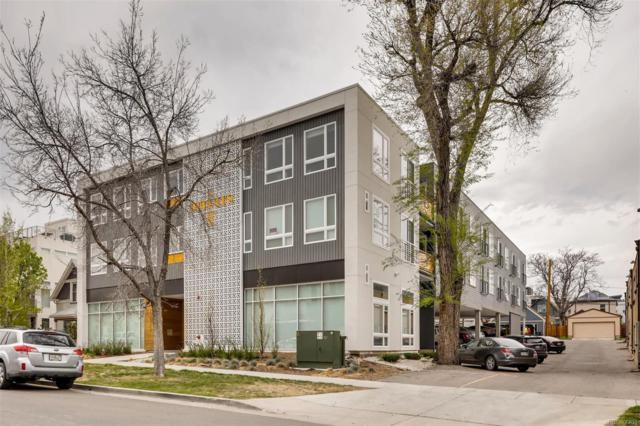 2835 W 24th Avenue #102, Denver, CO 80211 (#1504650) :: The Peak Properties Group