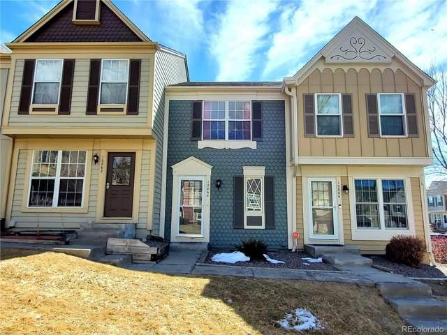 10864 Bayfield Way, Parker, CO 80138 (MLS #1504723) :: 8z Real Estate