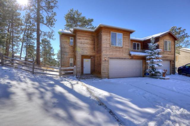 30166 Hilltop Drive, Evergreen, CO 80439 (#1504972) :: Colorado Home Finder Realty