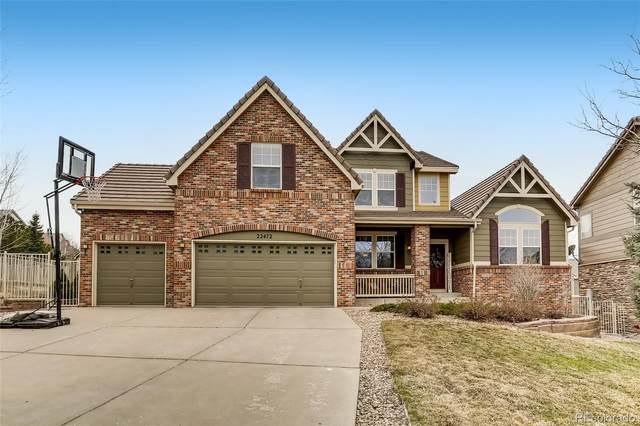 22472 E Frost Place, Aurora, CO 80016 (MLS #1504981) :: The Sam Biller Home Team
