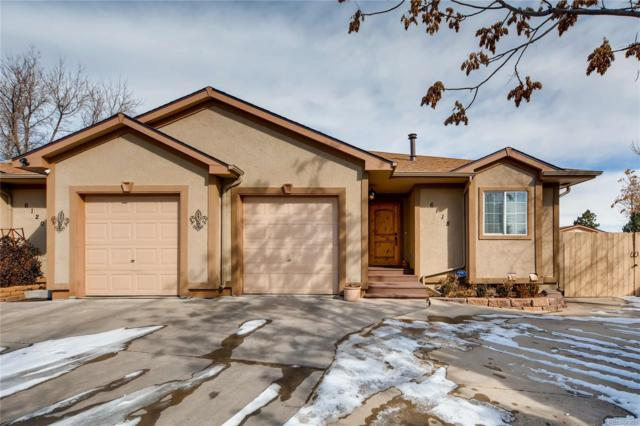 6118 Lee Street, Arvada, CO 80004 (#1505185) :: The Griffith Home Team