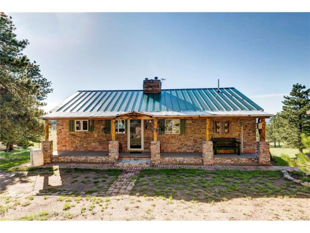 3076 Green Mountain Drive, Livermore, CO 80536 (MLS #1505657) :: 8z Real Estate