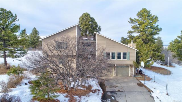 2190 Cedar Court, Franktown, CO 80116 (MLS #1505719) :: Bliss Realty Group