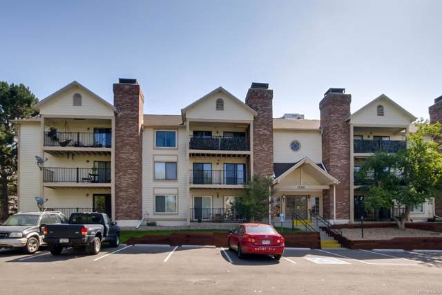 15911 E Dakota Place #105, Aurora, CO 80017 (#1506209) :: James Crocker Team