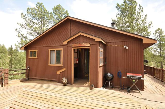 117 Rabbil Creek Trail, Florissant, CO 80816 (#1506299) :: My Home Team
