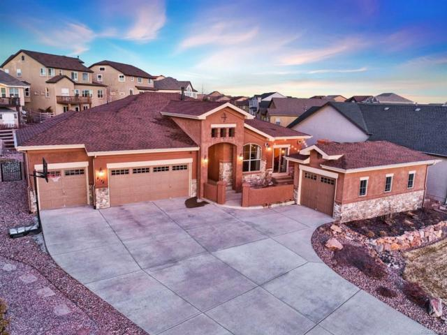 6178 Adamants Drive, Colorado Springs, CO 80924 (MLS #1506343) :: Bliss Realty Group