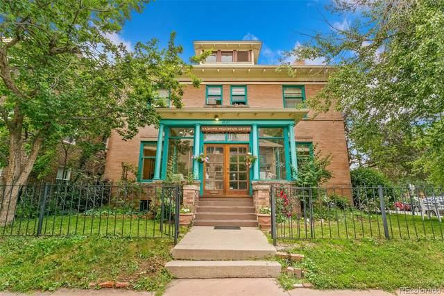 1081 N Marion Street, Denver, CO 80218 (#1506359) :: Venterra Real Estate LLC