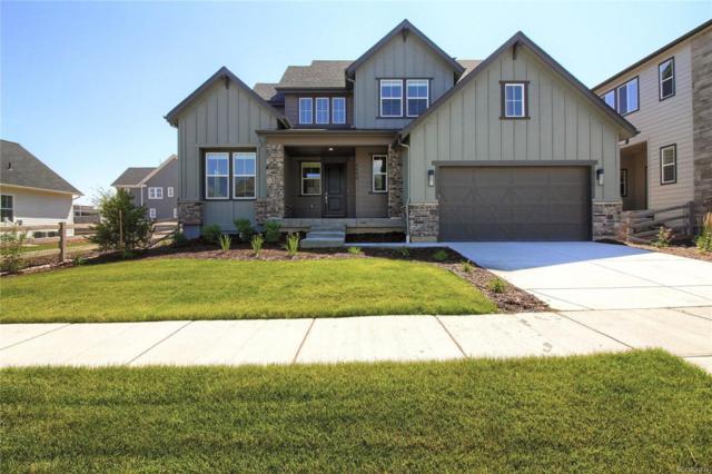 9890 Geneva Creek Lane, Littleton, CO 80125 (#1506539) :: The HomeSmiths Team - Keller Williams