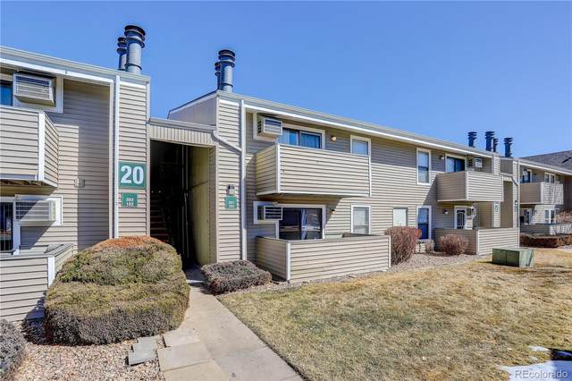 10150 E Virginia Avenue #101, Denver, CO 80247 (#1506783) :: iHomes Colorado