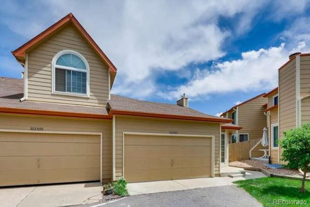 10259 W Fair Avenue D, Littleton, CO 80127 (#1506790) :: Colorado Home Finder Realty