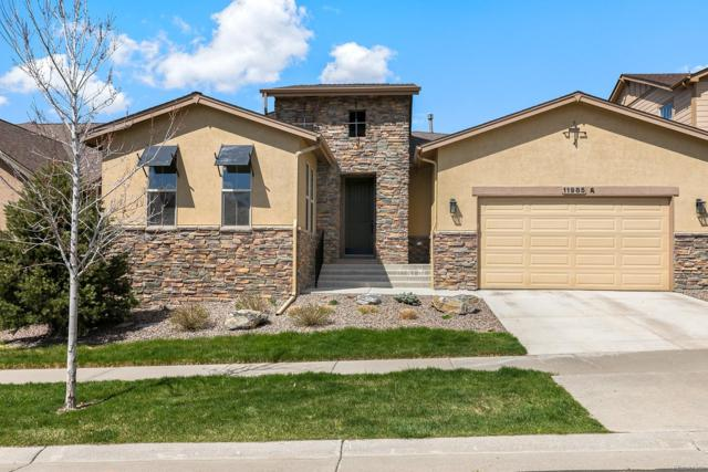 11985 S Allerton Circle, Parker, CO 80138 (#1506932) :: The Healey Group
