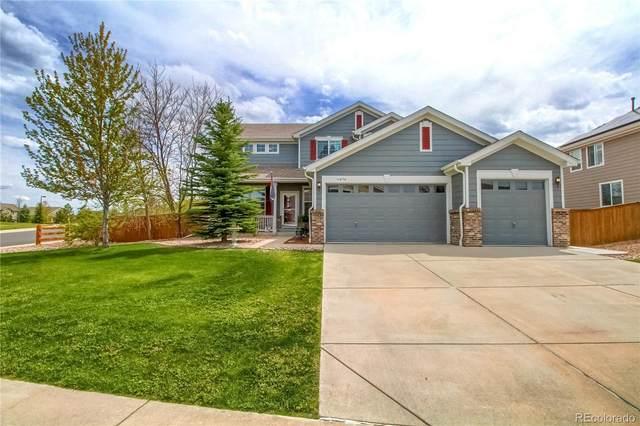 11870 Cattle Lane, Parker, CO 80134 (#1507156) :: Bring Home Denver with Keller Williams Downtown Realty LLC