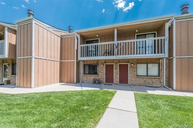 562 Vance Street D-9, Lakewood, CO 80226 (#1507280) :: Kimberly Austin Properties