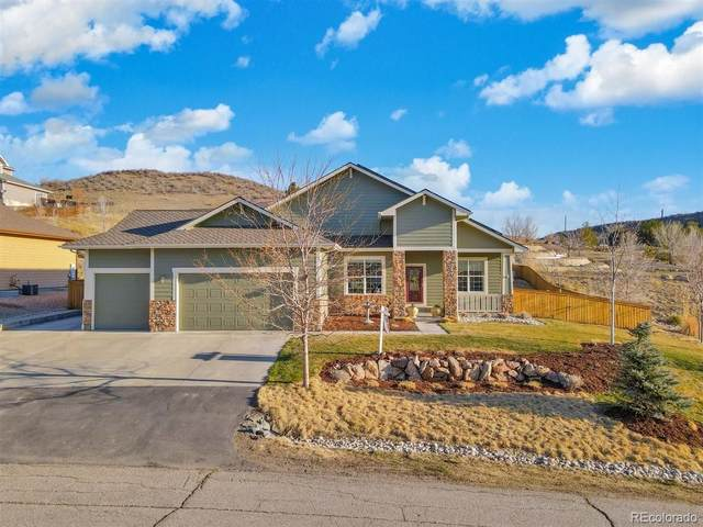 16459 W 15th Avenue, Golden, CO 80401 (#1507428) :: The DeGrood Team