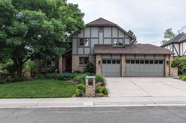 6199 S Jamaica Court, Englewood, CO 80111 (#1507555) :: The Griffith Home Team