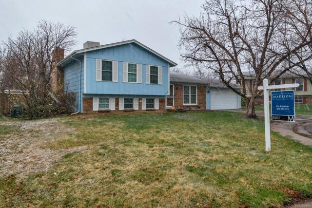 16174 E Dickenson Place, Aurora, CO 80013 (MLS #1507779) :: 8z Real Estate