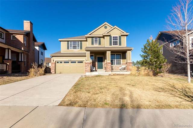 25127 E Park Crescent Drive, Aurora, CO 80016 (#1508055) :: The Gilbert Group