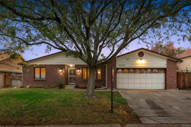 6235 W Floyd Avenue, Denver, CO 80227 (#1508279) :: The Heyl Group at Keller Williams