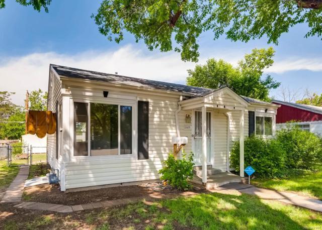 1649 Newark Street, Aurora, CO 80010 (#1508332) :: Wisdom Real Estate