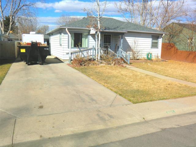 541 Utica Street, Denver, CO 80204 (#1508663) :: The Peak Properties Group