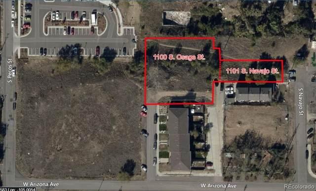 1101 S Navajo Street, Denver, CO 80223 (#1508774) :: Finch & Gable Real Estate Co.