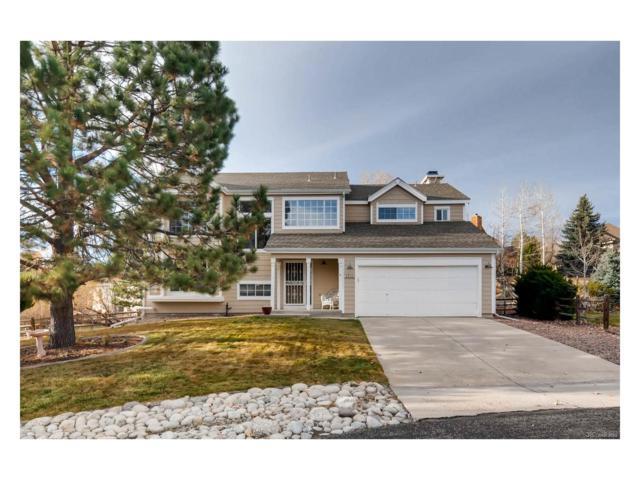 7211 Tamarac Court, Parker, CO 80134 (#1508779) :: Colorado Team Real Estate