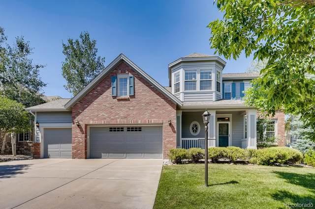 10771 W Indore Drive, Littleton, CO 80127 (MLS #1508876) :: 8z Real Estate