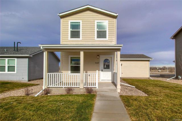 1507 Canal Street, Fort Morgan, CO 80701 (#1508920) :: The City and Mountains Group