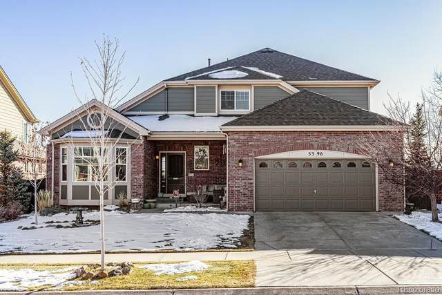 5396 S Fultondale Way, Aurora, CO 80016 (#1509031) :: Berkshire Hathaway HomeServices Innovative Real Estate