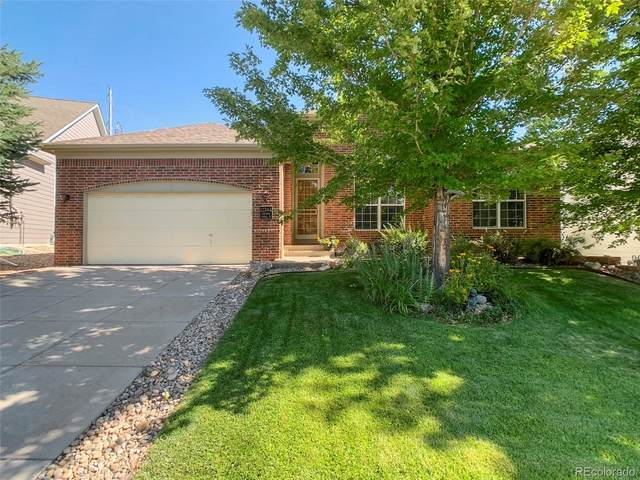 12344 Turquoise Terrace Street, Castle Pines, CO 80108 (MLS #1509580) :: Bliss Realty Group