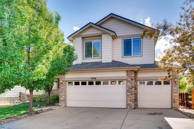 9796 S Crystal Lake Drive, Littleton, CO 80125 (#1509638) :: Relevate | Denver