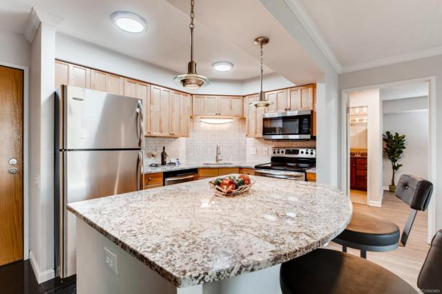 1301 Speer Boulevard #1102, Denver, CO 80204 (#1509747) :: The City and Mountains Group