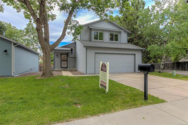 12790 W 67th Way, Arvada, CO 80004 (#1509771) :: Mile High Luxury Real Estate