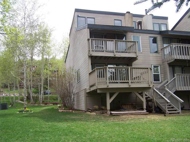 23185 Schussmark Trail F, Oak Creek, CO 80467 (#1509865) :: Wisdom Real Estate