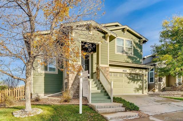 10640 Jewelberry Circle, Highlands Ranch, CO 80130 (MLS #1510152) :: 8z Real Estate