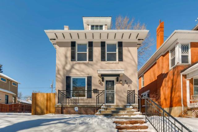 967 Fillmore Street, Denver, CO 80206 (#1510190) :: Wisdom Real Estate