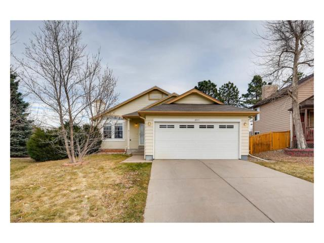 8971 Maribou Court, Highlands Ranch, CO 80130 (#1510259) :: The Dixon Group