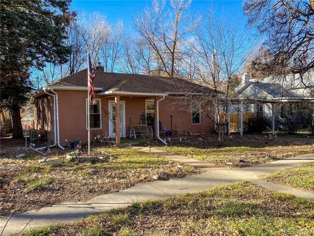 833 S 1st Street, Canon City, CO 81212 (MLS #1511014) :: 8z Real Estate