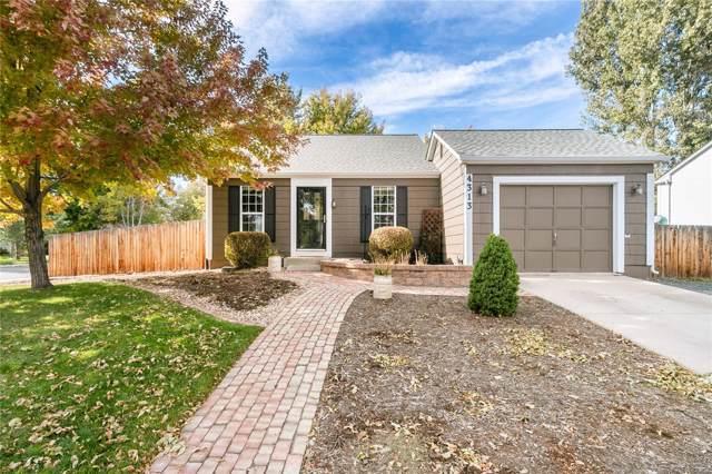 4313 Widgeon Street, Fort Collins, CO 80526 (MLS #1511345) :: Kittle Real Estate