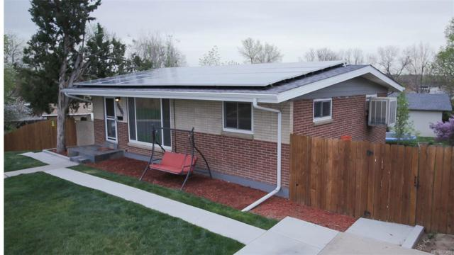 9655 W 56th Place, Arvada, CO 80002 (#1511835) :: The Galo Garrido Group