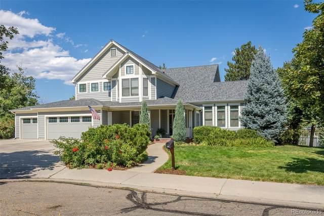 233 Mckinley Park Lane, Louisville, CO 80027 (#1511883) :: Berkshire Hathaway HomeServices Innovative Real Estate