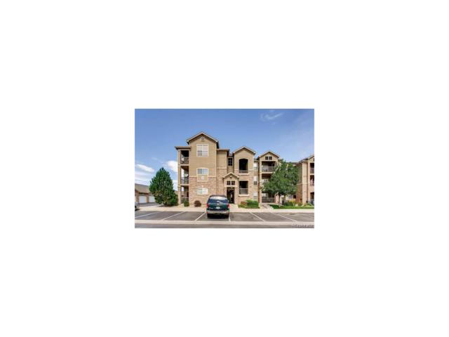 9142 Lodestar Lane #201, Parker, CO 80134 (#1511886) :: The Griffith Home Team