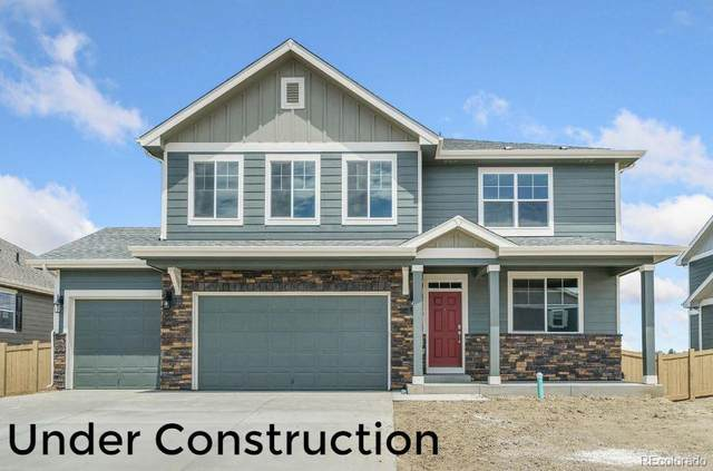 1417 Vantage Parkway, Berthoud, CO 80513 (MLS #1511992) :: 8z Real Estate
