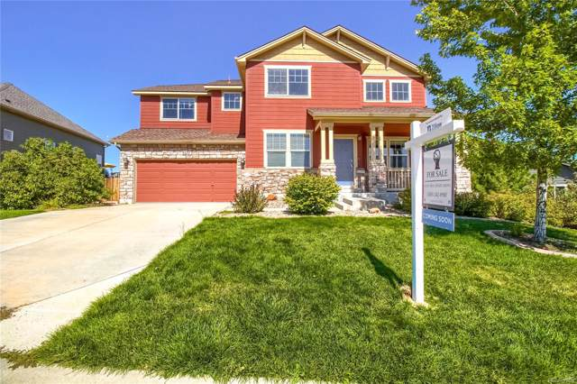 3277 Falling Star Place, Castle Rock, CO 80108 (#1512653) :: The HomeSmiths Team - Keller Williams