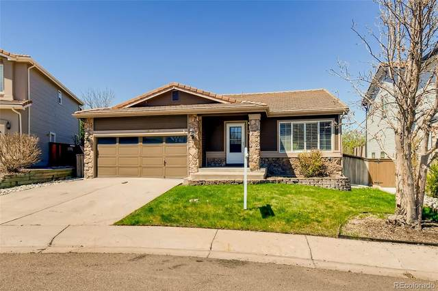 9590 Townsville Circle, Highlands Ranch, CO 80130 (#1512678) :: HomeSmart
