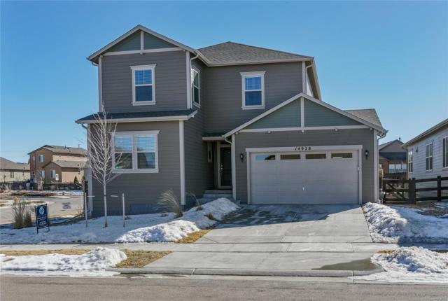 14928 Studebaker Place, Parker, CO 80134 (#1512959) :: The Heyl Group at Keller Williams