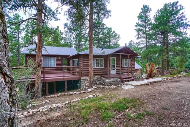 15524 S Wandcrest Drive, Pine, CO 80470 (#1513022) :: Own-Sweethome Team