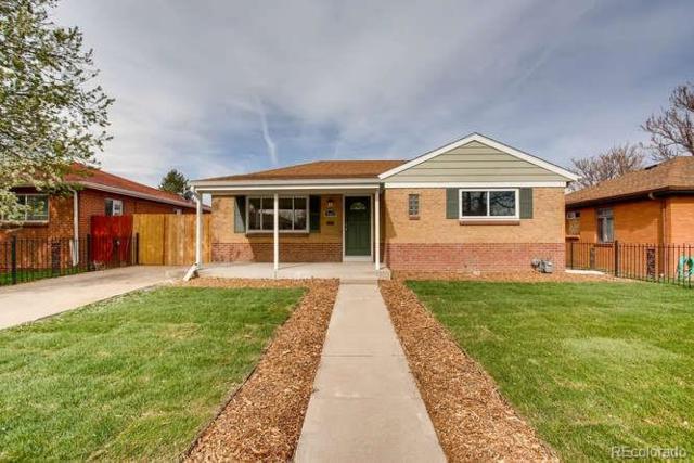 3633 Locust Street, Denver, CO 80207 (#1513324) :: Hometrackr Denver