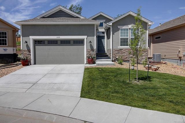 11579 Colony Loop, Parker, CO 80138 (#1514108) :: The HomeSmiths Team - Keller Williams