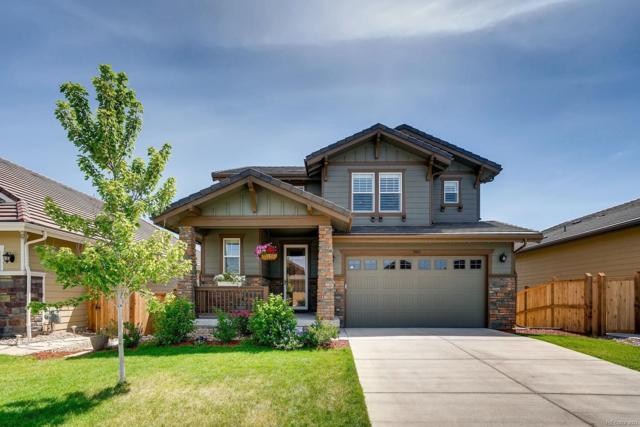 10001 Tall Oaks Street, Parker, CO 80134 (#1514312) :: Colorado Team Real Estate